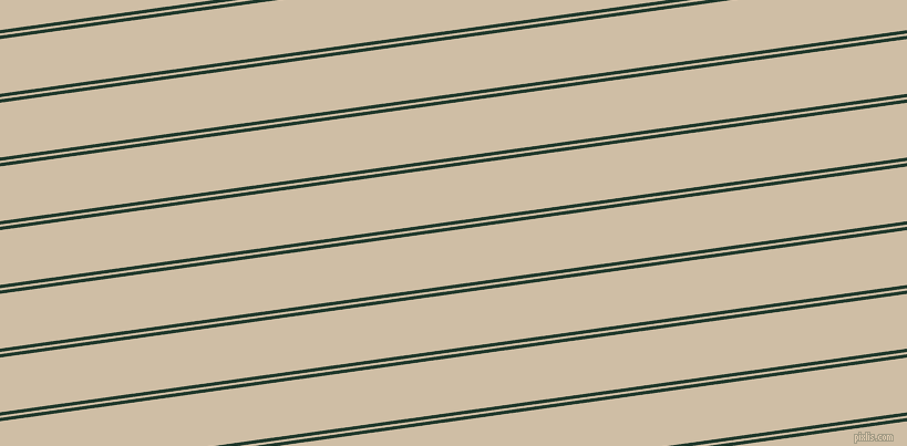 8 degree angle dual stripe line, 3 pixel line width, 2 and 49 pixel line spacing, Palm Green and Soft Amber dual two line striped seamless tileable