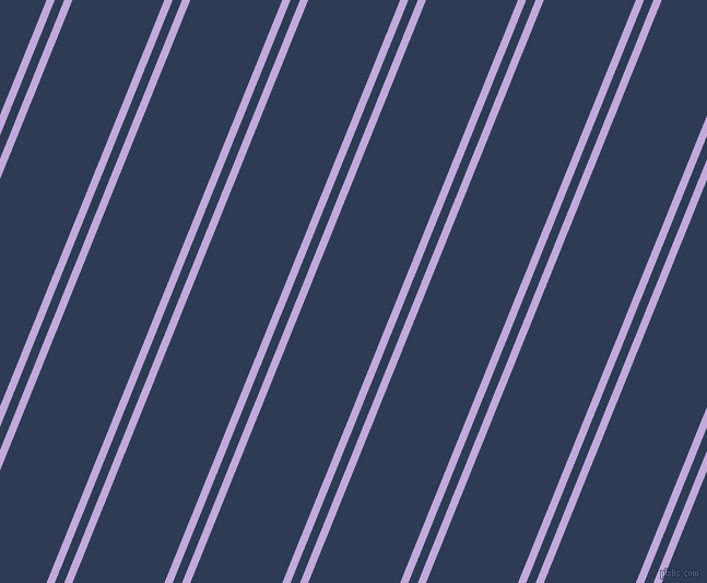 68 degree angle dual stripes lines, 7 pixel lines width, 8 and 78 pixel line spacing, Perfume and Madison dual two line striped seamless tileable