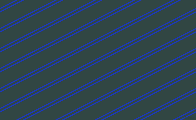 27 degree angles dual stripe lines, 4 pixel lines width, 6 and 46 pixels line spacing, Persian Blue and Firefly dual two line striped seamless tileable