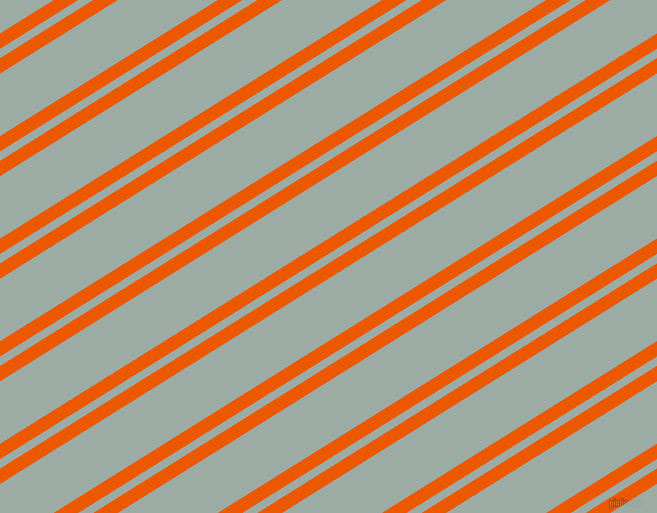 32 degree angles dual striped line, 13 pixel line width, 8 and 53 pixels line spacing, Persimmon and Tower Grey dual two line striped seamless tileable