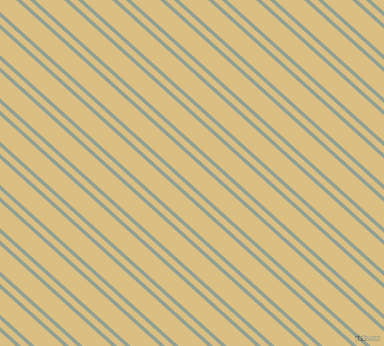 138 degree angles dual striped line, 5 pixel line width, 8 and 28 pixels line spacing, Pewter and Straw dual two line striped seamless tileable