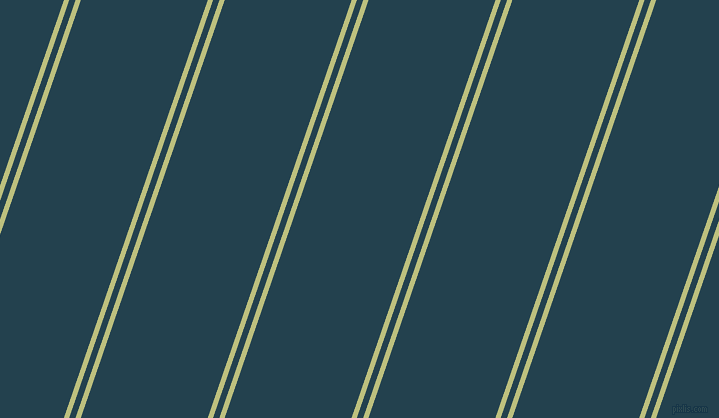 71 degree angles dual stripes lines, 5 pixel lines width, 6 and 120 pixels line spacing, Pine Glade and Green Vogue dual two line striped seamless tileable