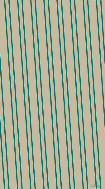 94 degree angles dual stripes lines, 4 pixel lines width, 10 and 24 pixels line spacing, Pine Green and Sisal dual two line striped seamless tileable