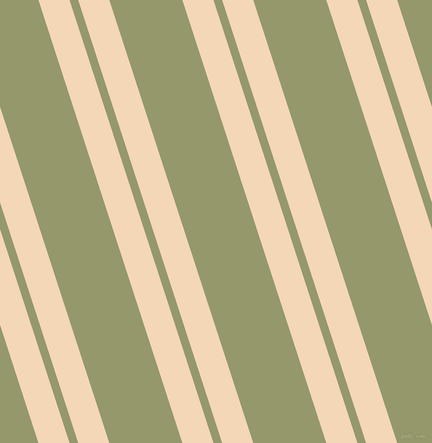 108 degree angle dual striped line, 43 pixel line width, 12 and 101 pixel line spacing, Pink Lady and Avocado dual two line striped seamless tileable