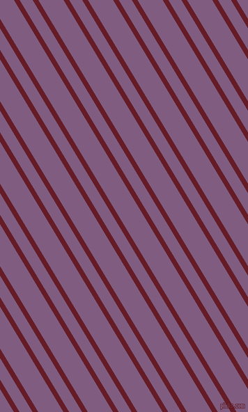 121 degree angle dual striped line, 7 pixel line width, 16 and 31 pixel line spacing, Pohutukawa and Trendy Pink dual two line striped seamless tileable