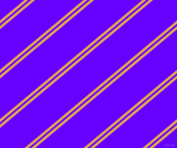 40 degree angle dual stripes lines, 9 pixel lines width, 6 and 108 pixel line spacing, Porsche and Electric Indigo dual two line striped seamless tileable