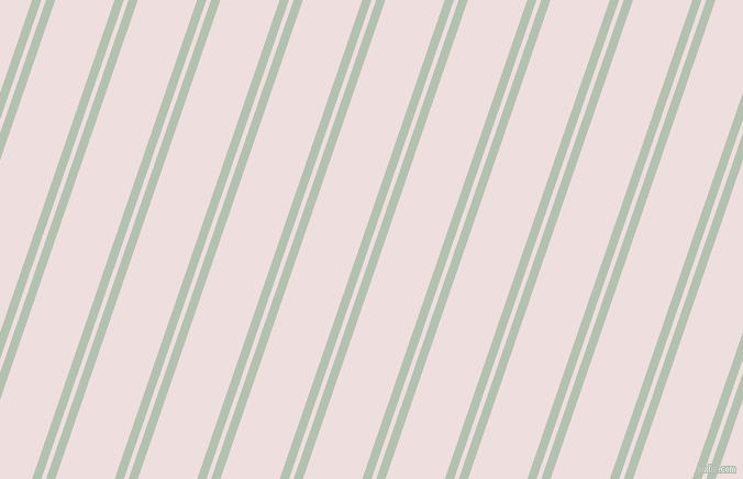 71 degree angle dual stripes lines, 8 pixel lines width, 4 and 51 pixel line spacing, Rainee and Soft Peach dual two line striped seamless tileable