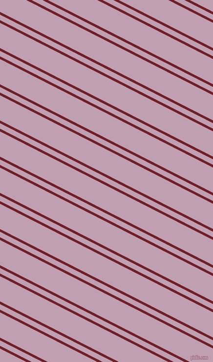 153 degree angles dual striped lines, 5 pixel lines width, 10 and 46 pixels line spacing, Red Berry and Lily dual two line striped seamless tileable