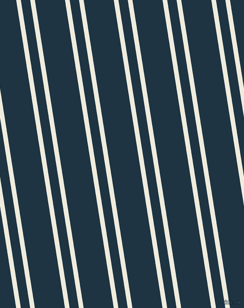 99 degree angle dual striped lines, 9 pixel lines width, 18 and 58 pixel line spacing, Rice Cake and Blue Whale dual two line striped seamless tileable