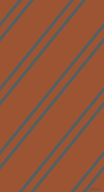 51 degree angles dual striped lines, 10 pixel lines width, 20 and 92 pixels line spacing, River Bed and Piper dual two line striped seamless tileable