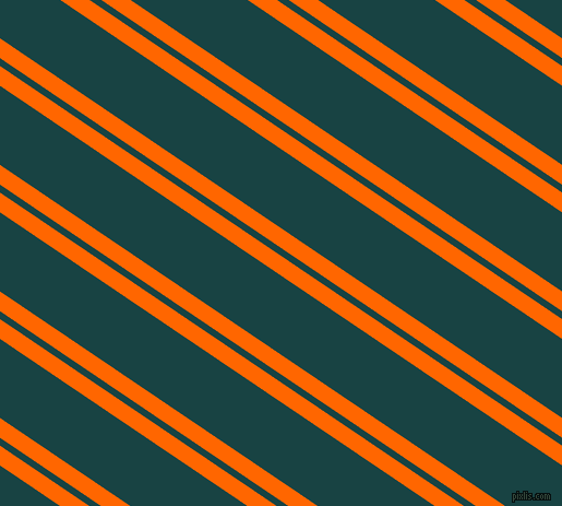 146 degree angles dual striped line, 15 pixel line width, 6 and 60 pixels line spacingSafety Orange and Tiber dual two line striped seamless tileable