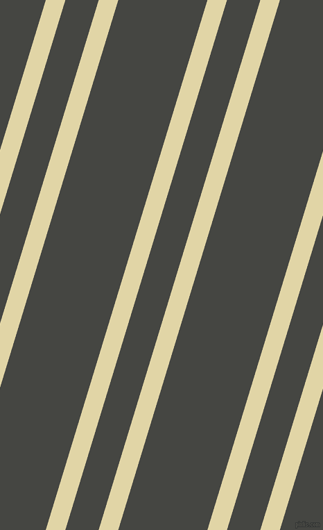 73 degree angle dual stripe line, 27 pixel line width, 46 and 123 pixel line spacing, Sapling and Tuatara dual two line striped seamless tileable
