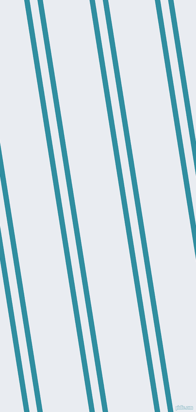 99 degree angle dual stripes line, 11 pixel line width, 16 and 95 pixel line spacing, Scooter and Solitude dual two line striped seamless tileable