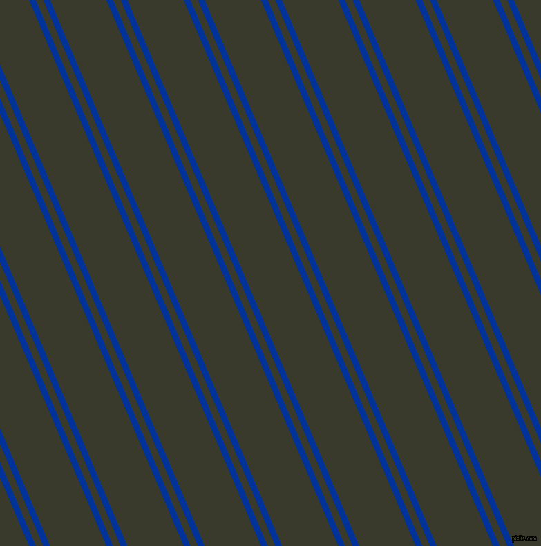 113 degree angles dual stripes lines, 9 pixel lines width, 10 and 75 pixels line spacing, Smalt and El Paso dual two line striped seamless tileable