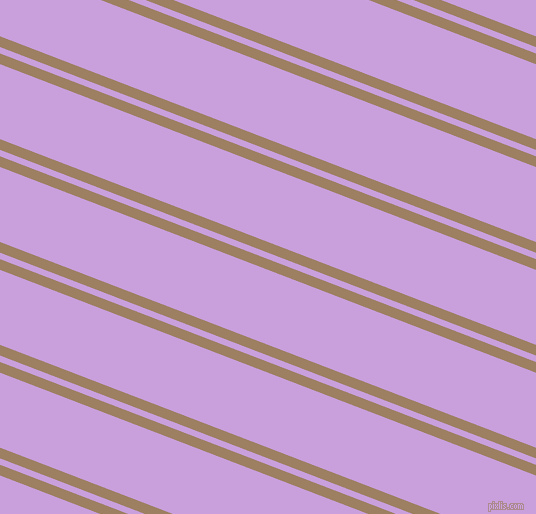 159 degree angle dual stripes lines, 10 pixel lines width, 6 and 70 pixel line spacing, Sorrell Brown and Wisteria dual two line striped seamless tileable