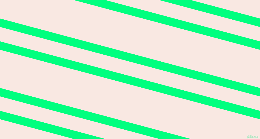 165 degree angles dual stripe line, 27 pixel line width, 46 and 122 pixels line spacing, Spring Green and Wisp Pink dual two line striped seamless tileable