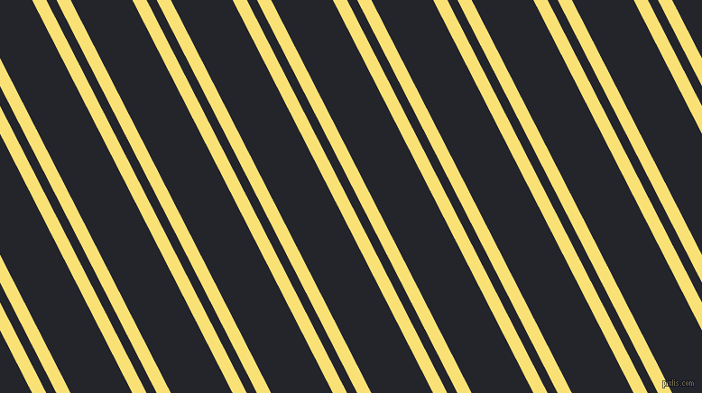 117 degree angle dual stripes line, 14 pixel line width, 10 and 61 pixel line spacing, Sweet Corn and Black Russian dual two line striped seamless tileable