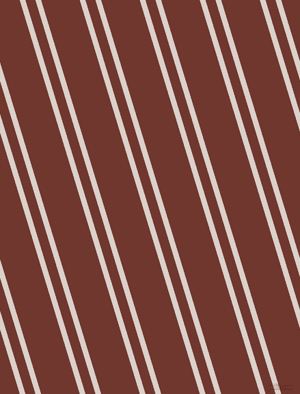 107 degree angles dual stripe lines, 8 pixel lines width, 14 and 54 pixels line spacing, Swiss Coffee and Mocha dual two line striped seamless tileable