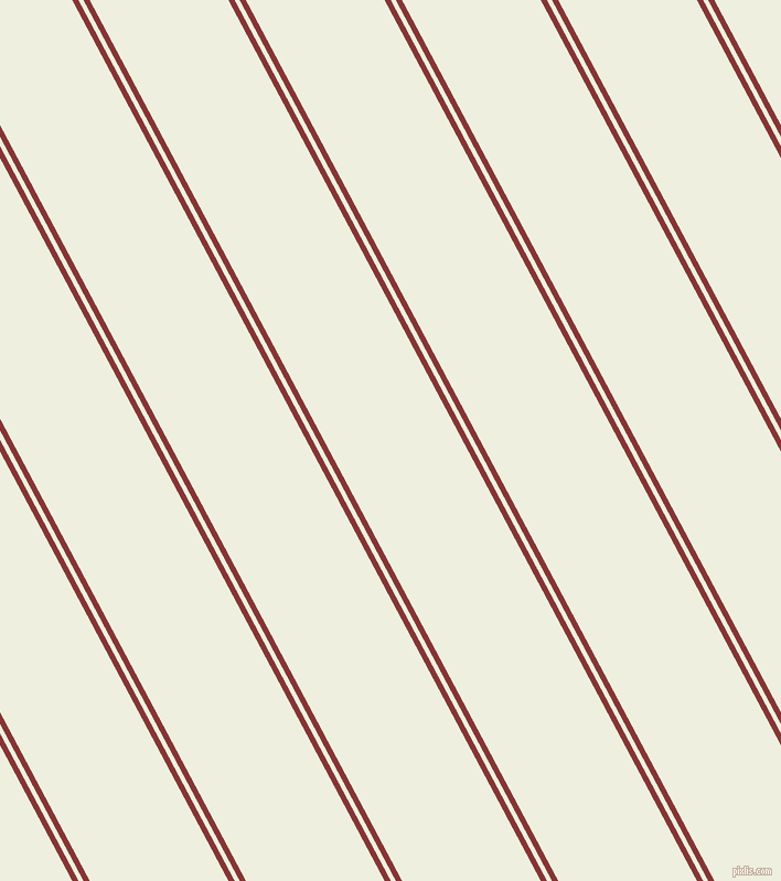 118 degree angle dual stripes line, 5 pixel line width, 4 and 111 pixel line spacing, Tall Poppy and Sugar Cane dual two line striped seamless tileable