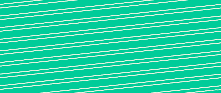 6 degree angle dual stripes lines, 4 pixel lines width, 10 and 27 pixel line spacing, Tara and Caribbean Green dual two line striped seamless tileable
