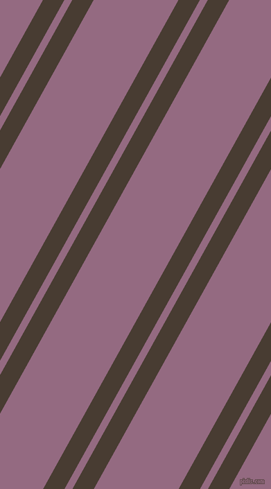 61 degree angle dual stripes line, 27 pixel line width, 10 and 107 pixel line spacing, Taupe and Strikemaster dual two line striped seamless tileable