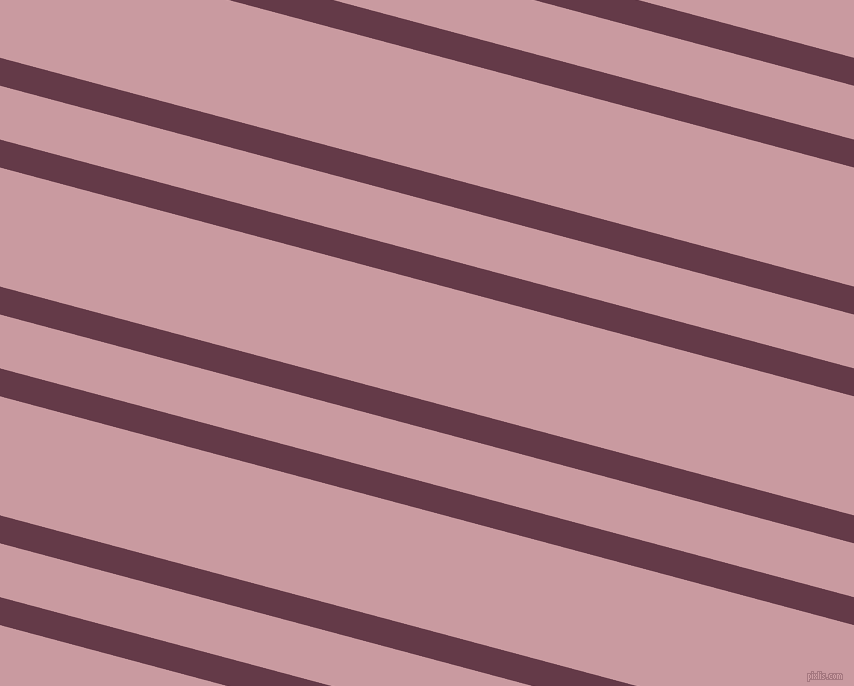 165 degree angles dual stripes lines, 27 pixel lines width, 52 and 115 pixels line spacing, Tawny Port and Careys Pink dual two line striped seamless tileable