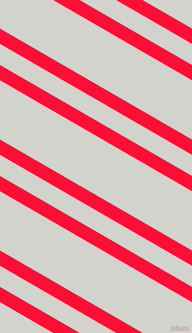 150 degree angles dual stripes lines, 26 pixel lines width, 36 and 101 pixels line spacing, Torch Red and Grey Nurse dual two line striped seamless tileable