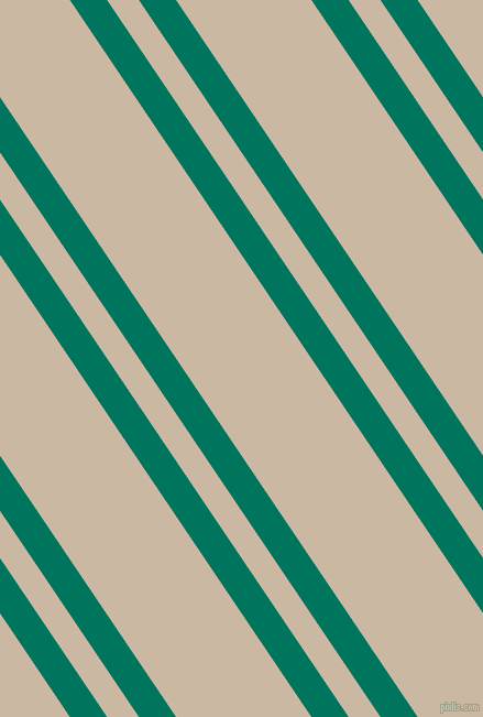 124 degree angle dual stripe lines, 28 pixel lines width, 24 and 102 pixel line spacing, Tropical Rain Forest and Grain Brown dual two line striped seamless tileable