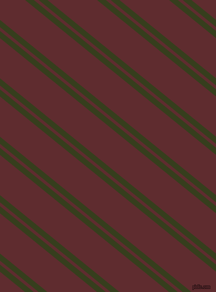 141 degree angles dual stripes line, 11 pixel line width, 6 and 62 pixels line spacing, Turtle Green and Jazz dual two line striped seamless tileable