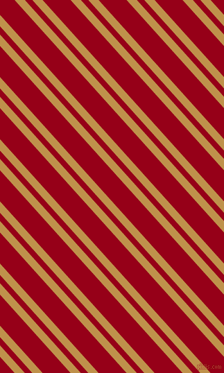 132 degree angles dual stripes lines, 11 pixel lines width, 8 and 30 pixels line spacing, Tussock and Carmine dual two line striped seamless tileable