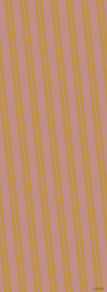 96 degree angle dual striped line, 11 pixel line width, 4 and 26 pixel line spacing, Tussock and Oriental Pink dual two line striped seamless tileable