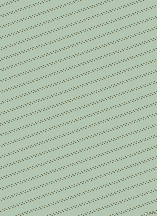 19 degree angle dual stripe lines, 1 pixel lines width, 4 and 28 pixel line spacing, Verdigris and Zanah dual two line striped seamless tileable