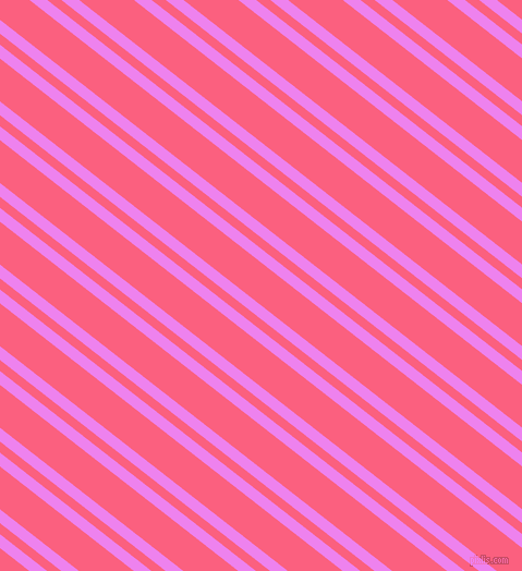 142 degree angle dual striped lines, 10 pixel lines width, 8 and 31 pixel line spacingViolet and Brink Pink dual two line striped seamless tileable