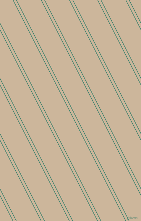 117 degree angle dual stripe line, 2 pixel line width, 8 and 73 pixel line spacing, Viridian and Vanilla dual two line striped seamless tileable