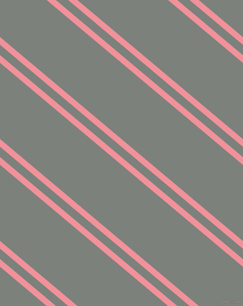 140 degree angle dual stripe lines, 12 pixel lines width, 16 and 118 pixel line spacing, Wewak and Boulder dual two line striped seamless tileable
