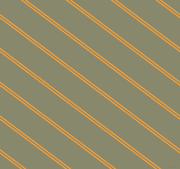 143 degree angle dual striped lines, 4 pixel lines width, 4 and 76 pixel line spacingYellow Sea and Bitter dual two line striped seamless tileable