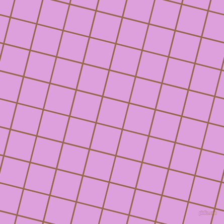 76/166 degree angle diagonal checkered chequered lines, 3 pixel lines width, 51 pixel square size, plaid checkered seamless tileable
