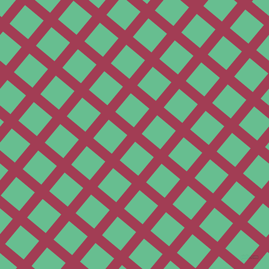 50/140 degree angle diagonal checkered chequered lines, 21 pixel line width, 50 pixel square size, plaid checkered seamless tileable
