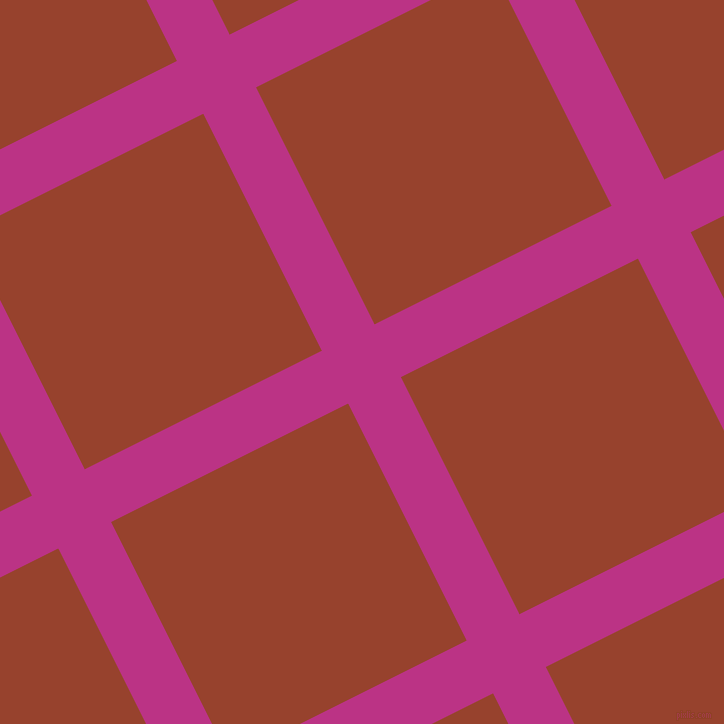 27/117 degree angle diagonal checkered chequered lines, 59 pixel lines width, 265 pixel square size, plaid checkered seamless tileable