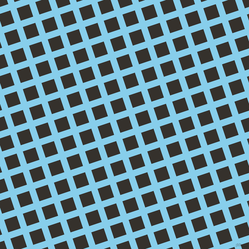 18/108 degree angle diagonal checkered chequered lines, 21 pixel line width, 42 pixel square size, plaid checkered seamless tileable