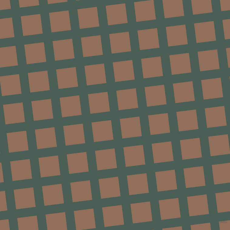 7/97 degree angle diagonal checkered chequered lines, 29 pixel lines width, 65 pixel square size, plaid checkered seamless tileable