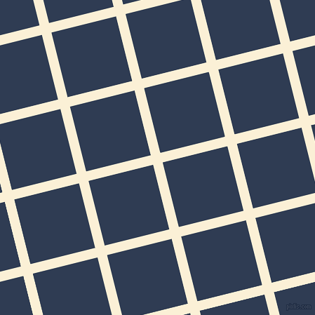 14/104 degree angle diagonal checkered chequered lines, 14 pixel line width, 95 pixel square size, plaid checkered seamless tileable