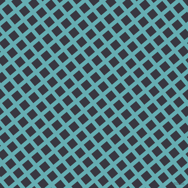 40/130 degree angle diagonal checkered chequered lines, 13 pixel line width, 26 pixel square size, plaid checkered seamless tileable