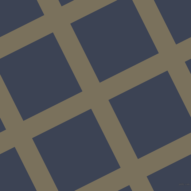 27/117 degree angle diagonal checkered chequered lines, 63 pixel line width, 215 pixel square size, plaid checkered seamless tileable