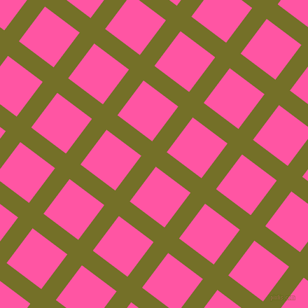 53/143 degree angle diagonal checkered chequered lines, 26 pixel line width, 62 pixel square size, plaid checkered seamless tileable