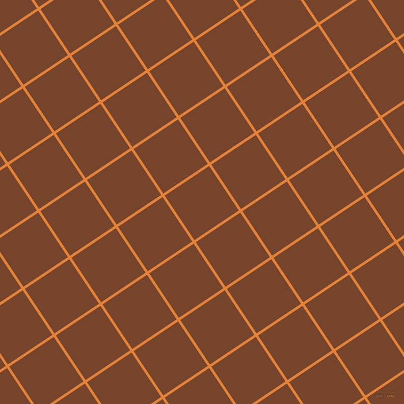 34/124 degree angle diagonal checkered chequered lines, 5 pixel lines width, 105 pixel square size, plaid checkered seamless tileable