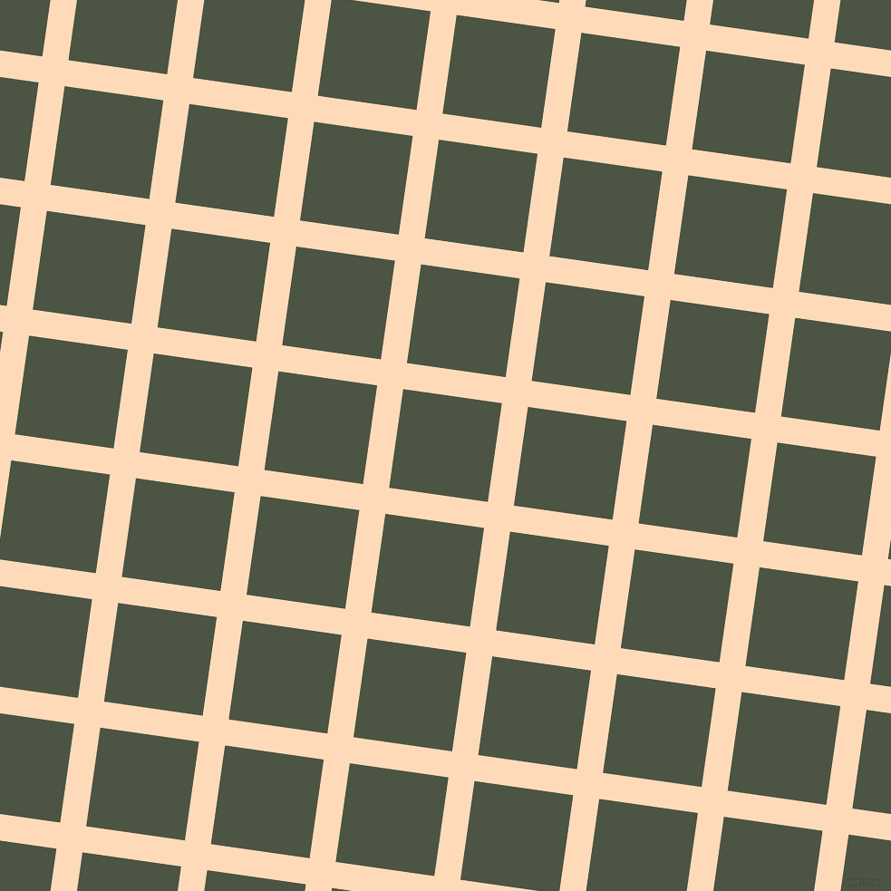 82/172 degree angle diagonal checkered chequered lines, 29 pixel lines width, 110 pixel square size, plaid checkered seamless tileable