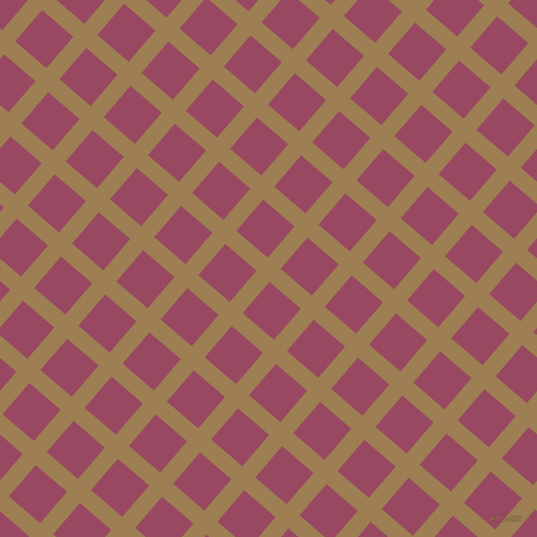 49/139 degree angle diagonal checkered chequered lines, 19 pixel lines width, 46 pixel square size, plaid checkered seamless tileable