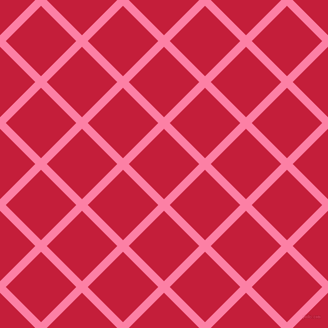 45/135 degree angle diagonal checkered chequered lines, 16 pixel lines width, 98 pixel square size, plaid checkered seamless tileable