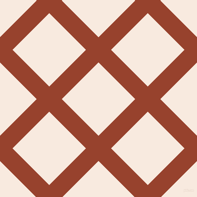 45/135 degree angle diagonal checkered chequered lines, 62 pixel lines width, 181 pixel square size, plaid checkered seamless tileable